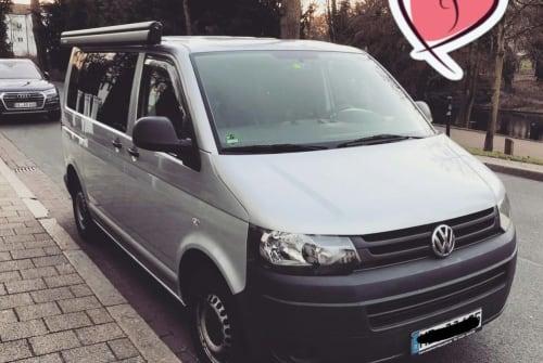 Wohnmobil mieten in Dortmund von privat | VW Bulli Bertha