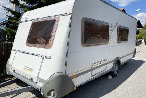 Wohnmobil mieten in Rosenheim von privat   Knaus  BennyAdlerhorst