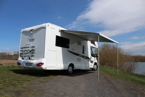 Wohnmobil mieten in Gera von privat   XGO Hugo