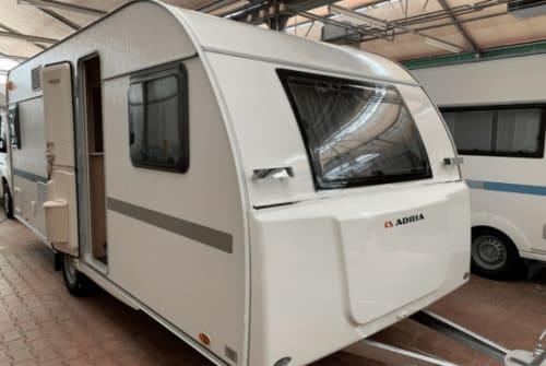 Wohnmobil mieten in Gera von privat   Adria  Adria Wohnwagen