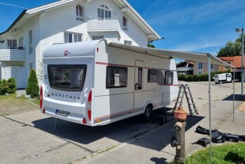 Wohnmobil mieten in Füssen von privat | Bürstner  Bürstner