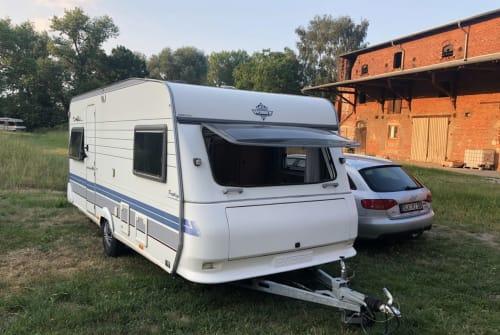 Wohnmobil mieten in Nienburg von privat | Hobby Molli