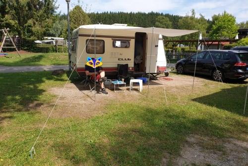 Wohnmobil mieten in Weiterstadt von privat | Bürstner Isolde