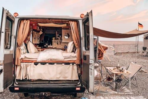 Wohnmobil mieten in Bonn von privat | Mercedes BONNAVIDA
