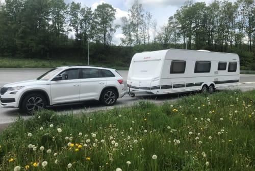 Wohnmobil mieten in Münchberg von privat | Dethleffs Dream Camper