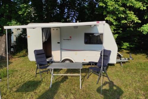 Wohnmobil mieten in Rositz von privat | Capron Rudi