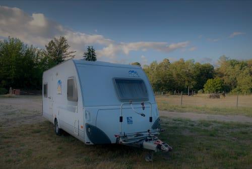 Wohnmobil mieten in Berlin von privat | Knaus Klausie I