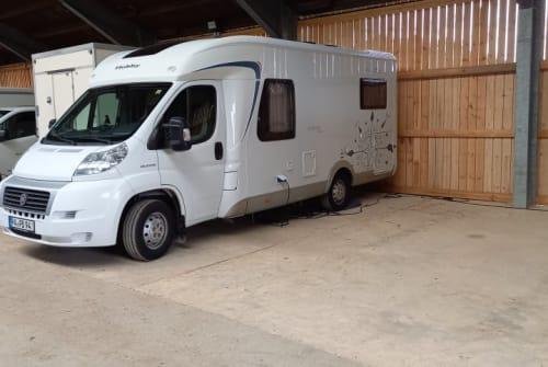 Wohnmobil mieten in Thyrnau von privat | Hobby  Frizzy
