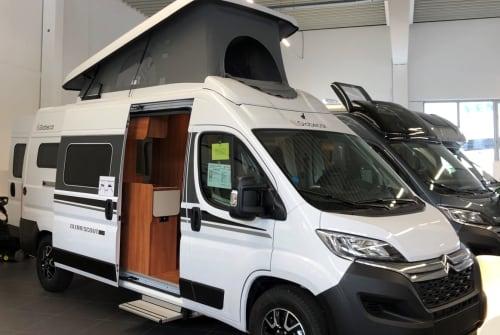 Wohnmobil mieten in Bad Reichenhall von privat | Gloescout Camper6