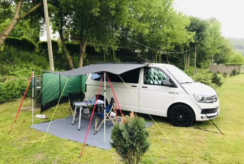 Wohnmobil mieten in Frankfurt am Main von privat | VW Bello