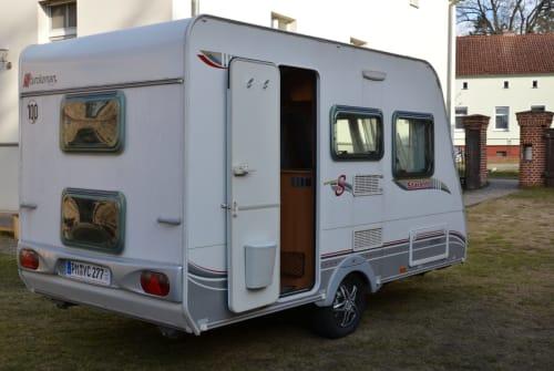 Wohnmobil mieten in Berlin von privat | Sterckemann Sterckie I