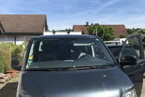 Wohnmobil mieten in Schwäbisch Gmünd von privat | VW VW Multivan