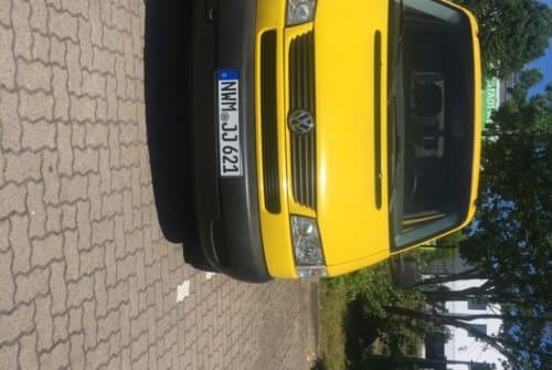 Wohnmobil mieten in Wismar von privat | VW Biene