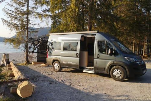 Wohnmobil mieten in Sachsenkam von privat | Pössl  Bruno