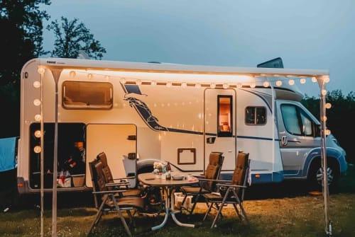 Wohnmobil mieten in Schotten von privat   Bürstner Delfi