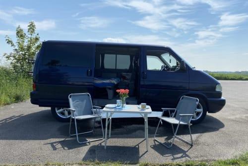 Wohnmobil mieten in Hamdorf von privat   VW T4 Der Dicke
