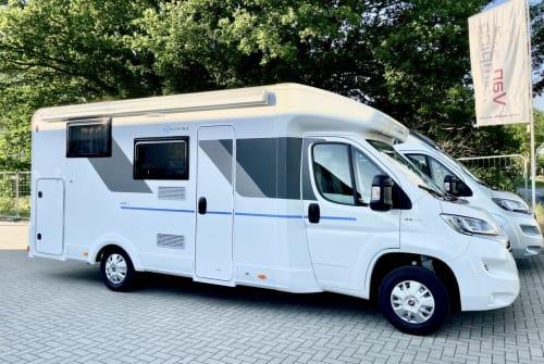 Wohnmobil mieten in Bocholt von privat   SunLiving VC-3 SunLiving