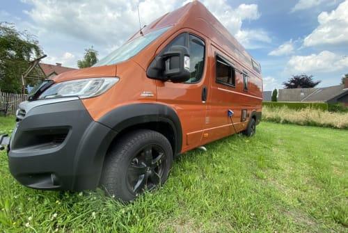 Wohnmobil mieten in Bad Bentheim von privat | Clever Mobile Knut