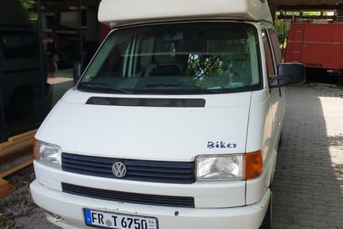 Wohnmobil mieten in Vogtsburg im Kaiserstuhl von privat | VW Willi