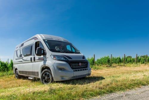Wohnmobil mieten in Grömitz von privat | Fiat Ducato Izzy-Mobil