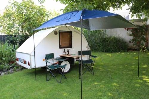 Wohnmobil mieten in Rodgau von privat | Eigenbau Micro Abenteuer