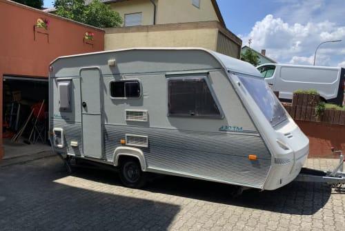 Wohnmobil mieten in Neidenstein von privat   Cristal Quinn