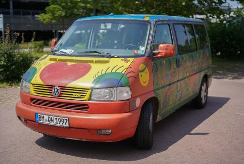 Wohnmobil mieten in Mannheim von privat | VW Lumpi