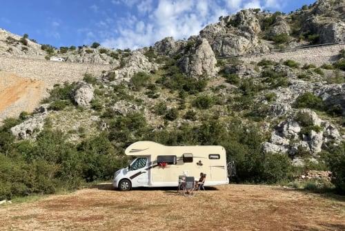 Wohnmobil mieten in Eichenzell von privat | Ahorn EMMA