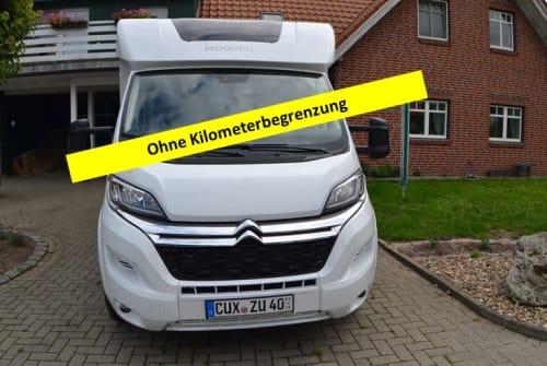 Wohnmobil mieten in Recklinghausen von privat | Mooveo Mooveo 71 FBH