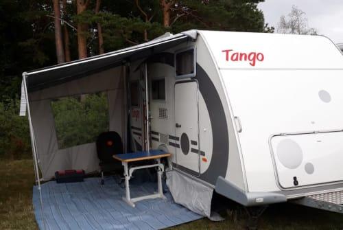 Wohnmobil mieten in Regensburg von privat   Knaus Tango