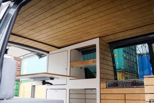 Wohnmobil mieten in Frankenthal von privat | VW Bulli