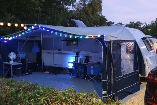 Wohnmobil mieten in Bad Salzuflen von privat | Knaus Knausi