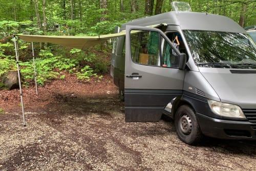 Wohnmobil mieten in Böbingen an der Rems von privat | Daimlerchrysler Mercedes-Benz Sprinter Fred