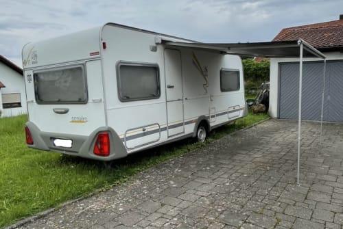 Wohnmobil mieten in Welzheim von privat | Knaus  Thosy