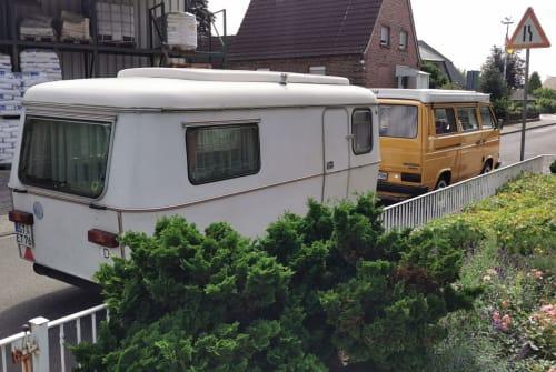 Wohnmobil mieten in Neuenkirchen von privat | Hymer Andy