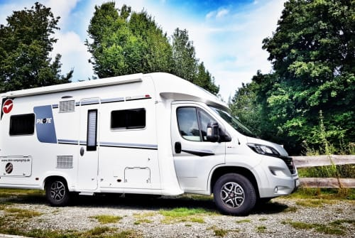 Wohnmobil mieten in Bocholt von privat   Pilote WoMo2021