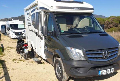 Wohnmobil mieten in Marienheide von privat | Hymer Summertime
