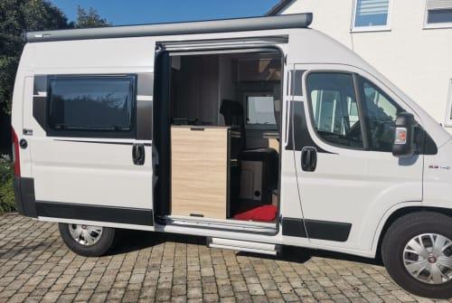 Wohnmobil mieten in Bad Abbach von privat | Fiat Ducato 2,3 l Camper Sunlight