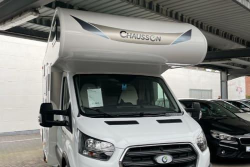 Wohnmobil mieten in Bocholt von privat | Chausson  VC-4