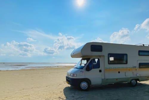 Wohnmobil mieten in Appeltern von privat | Caravans internationale  Camper CI