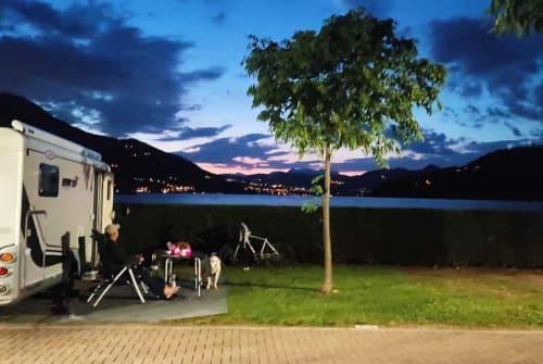 Wohnmobil mieten in Bocholt von privat | LMC Eisbär