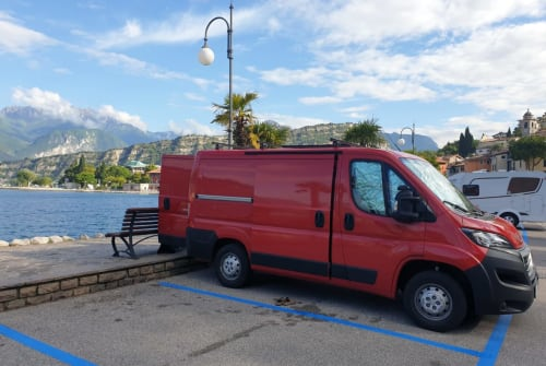 Wohnmobil mieten in München von privat | Peugeot Rocky der Boxer