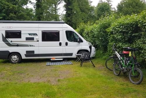 Wohnmobil mieten in Karlsruhe von privat | LMC WoMo Winni