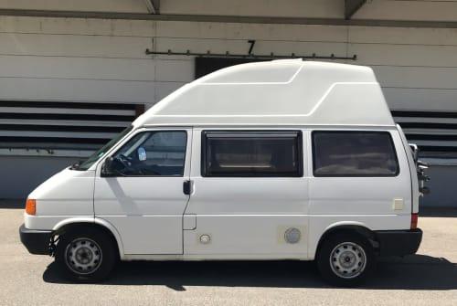 Wohnmobil mieten in Kempten von privat | VW Willi