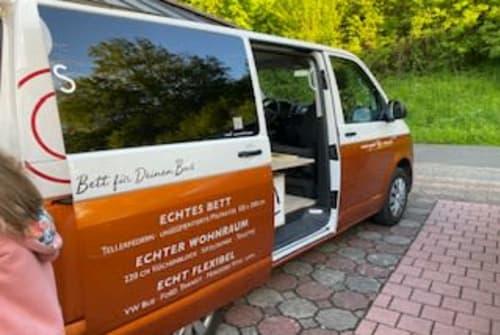 Wohnmobil mieten in Biebergemünd von privat | VW Good Life Van