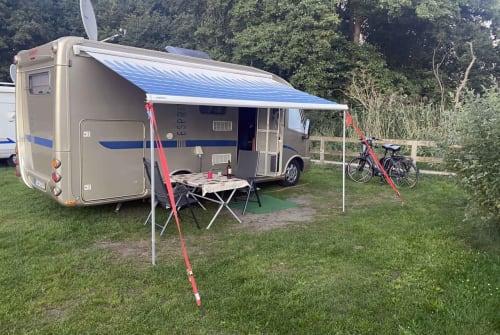 Wohnmobil mieten in Fuldatal von privat | Dethleffs Balou