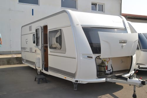 Wohnmobil mieten in Stahnsdorf von privat | Fendt Sigiriya II