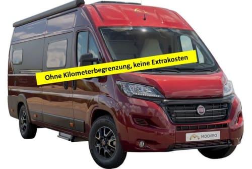 Wohnmobil mieten in Recklinghausen von privat | Mooveo Mooveo 63 EB