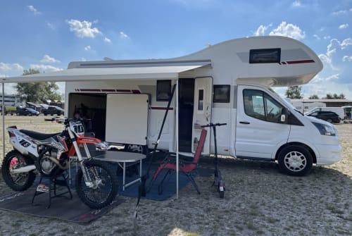 Wohnmobil mieten in Waakirchen von privat   Roller Team Max_07