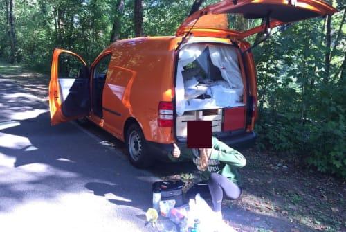 Wohnmobil mieten in Tübingen von privat   VW Bob